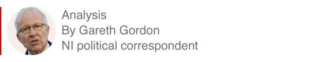 Analysis box by Gareth Gordon, NI political correspondent