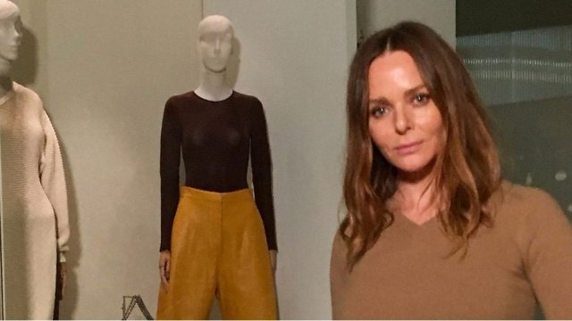 Stella McCartney: Fashion is swamping our planet