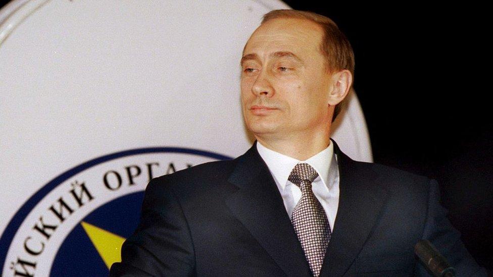 Vladimir Putin: quién es el hombre que lo llevó a la presidencia de Rusia  hace 20 años - BBC News Mundo