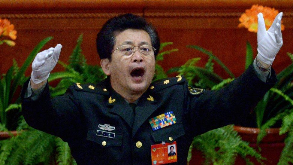 衝著港獨來?中國要立《國歌法》 亂改,亂噓國歌將受制裁-風傳媒