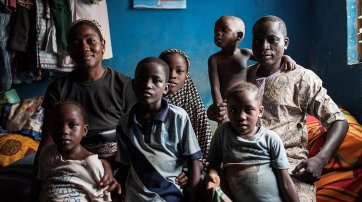 Nigerian family