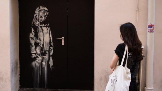 Bataclan Banksy