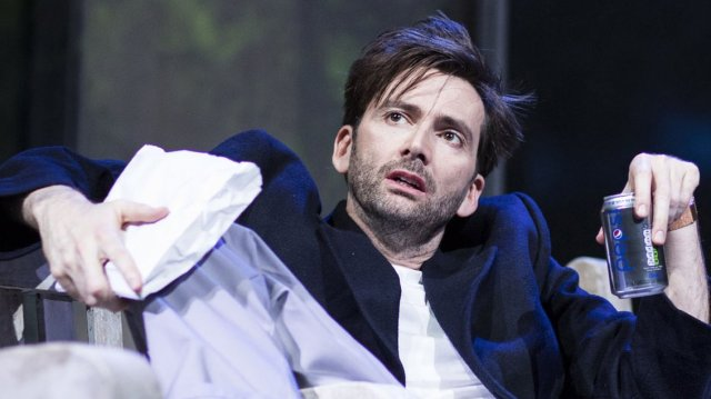 David Tennant says Don Juan play will stay topical