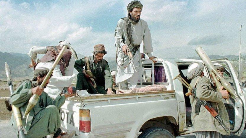 119842868 gettyimages 1234527208 - Cómo surgió el Talibán y otras 5 preguntas clave sobre el grupo islamista que está recuperando territorio en Afganistán