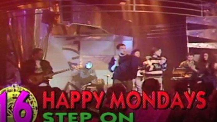 The Happy Mondays
