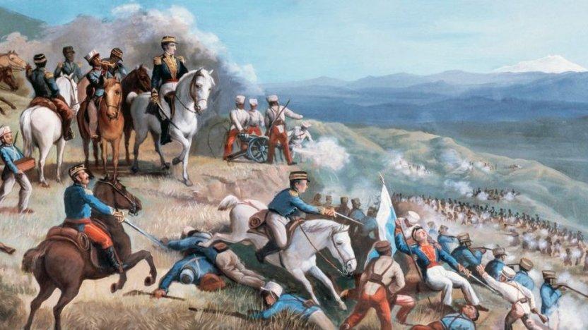 110277209 gettyimages 857137786 - Independencia de Colombia: 4 hechos clave que la historia oficial suele omitir