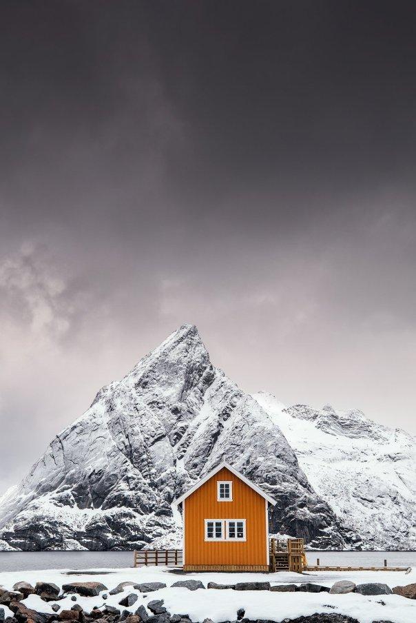 Casa en Lofoten