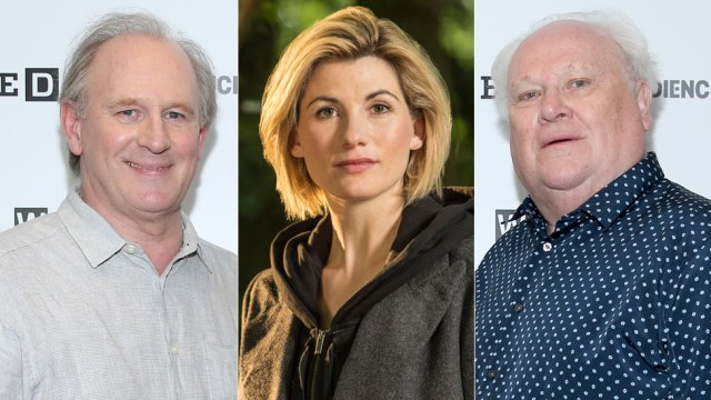 Doctors clash over Jodie Whittaker casting
