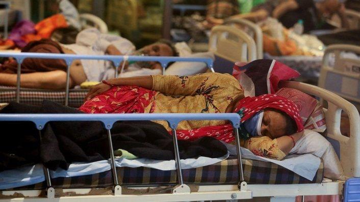 भारत में कोविड-19 महामारी की विज़ुअल गाइड - BBC News हिंदी