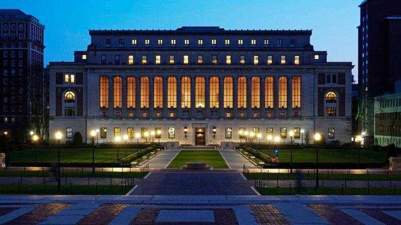 Universidad de Columbia, Nueva York.