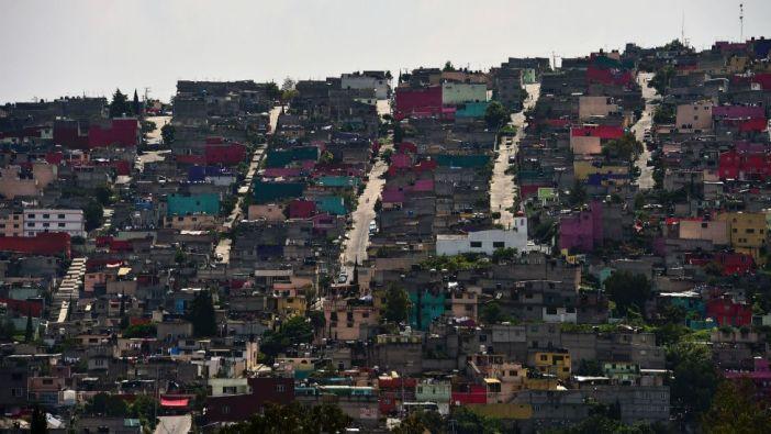 Ecatepec es uno de los municipios con más nivel de marginación en el país.
