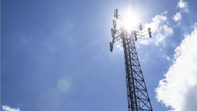 Torre de telefonía celular