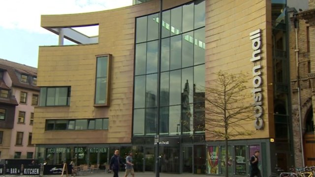 Bristol's Colston Hall to drop 'toxic' slave trader name