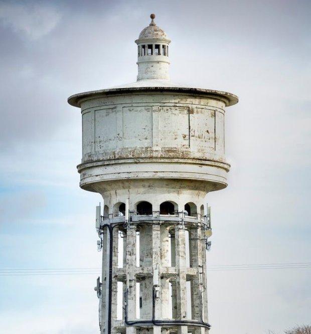 Gawthorpe Water tower