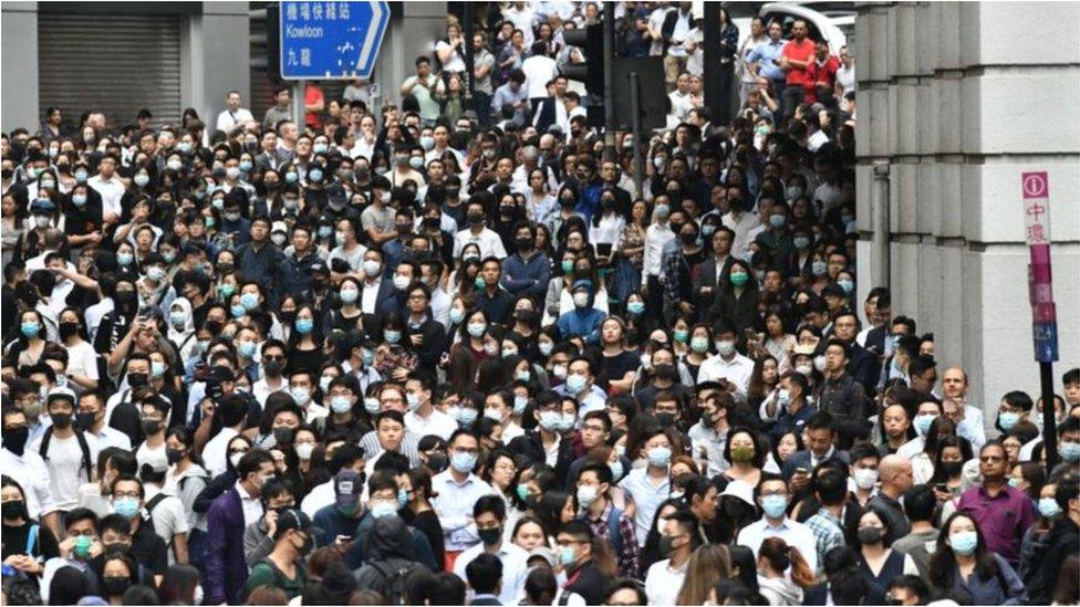 臺灣人在香港:《國安法》後選擇離開或留下