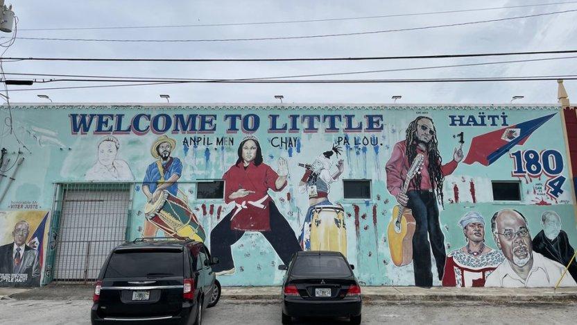 """119321501 image00022 - """"Hemos visto masacres, secuestros y violaciones de niñas"""": el impacto del asesinato del presidente Moïse en """"La pequeña Haití"""" de Miami"""