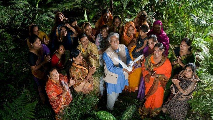 Mulheres em Bangladesh