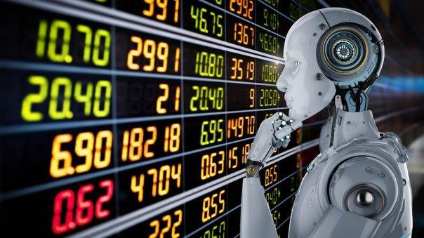 robot analista