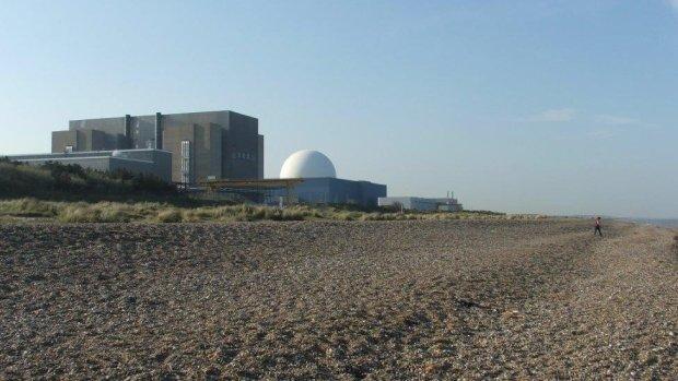 Sizewell B power plant