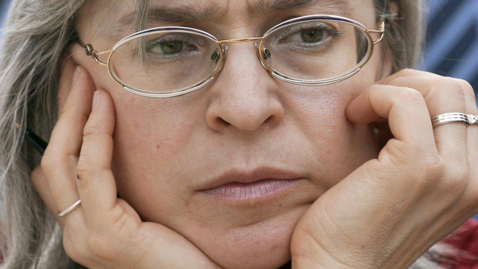 Ana Politkovska, 2005. godina