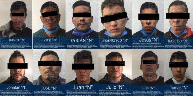 Detenidos tras el atentado de García Harfuch