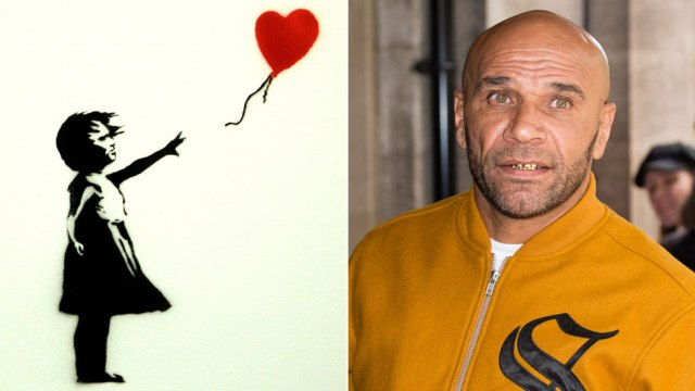 Did Goldie just reveal who Banksy is?