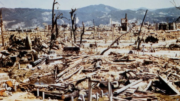 In pictures: Hiroshima, the first atomic bomb - BBC News