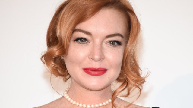 Lindsay Lohan 'sorry' for Me Too 'weak women' comments