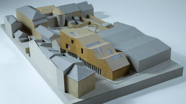 Plans for £8.5m Gainsborough centre