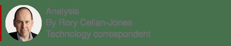 Analysis box by Rory Cellan-Jones, technology correspondent
