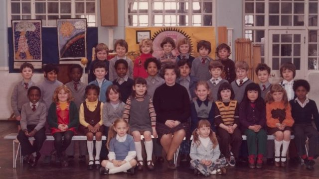 Steve McQueen begins Year 3 school photo project
