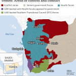 Yemen Crisis Why Is There A War Bbc News
