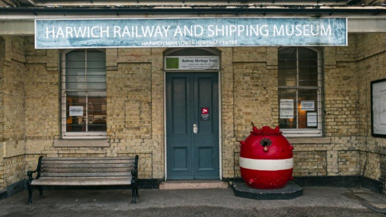 Harwich Railway and Shipping Museum
