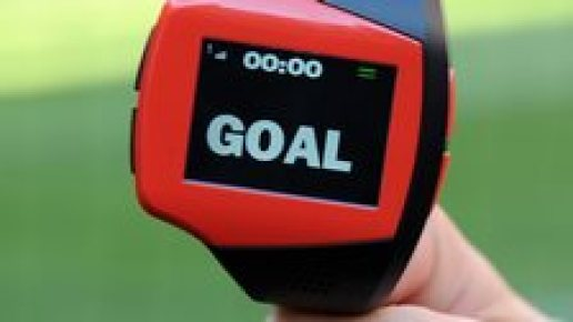 Referee's watch