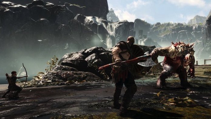 God of War PS5 owners will be able to play the PS4's God of War and are being promised a sequel of their own