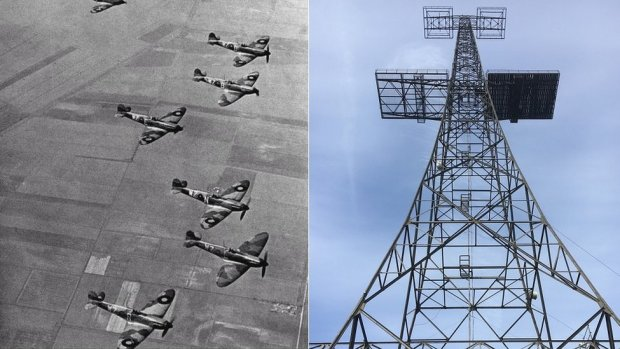 Battle of Britain/Chain Home Tower