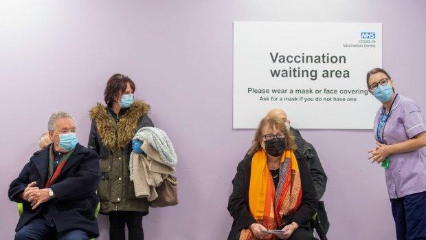 Stevenage vaccination hub