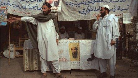 Islamistas pro Bin Laden