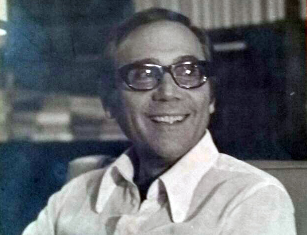 Roberto Farina. Foto: Archivo de la familia de Roberto Farina.