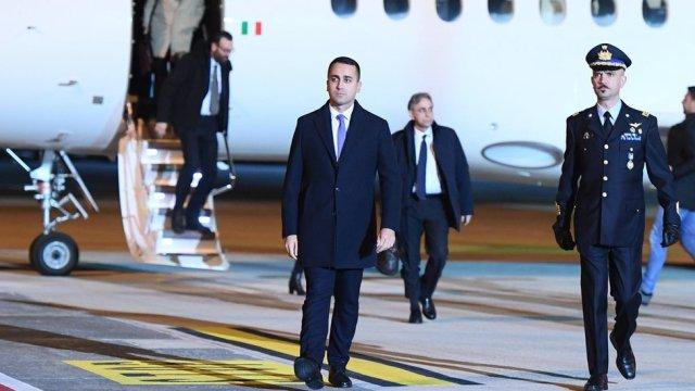 İtalya Dışişleri Bakanı Luigi Di Maio