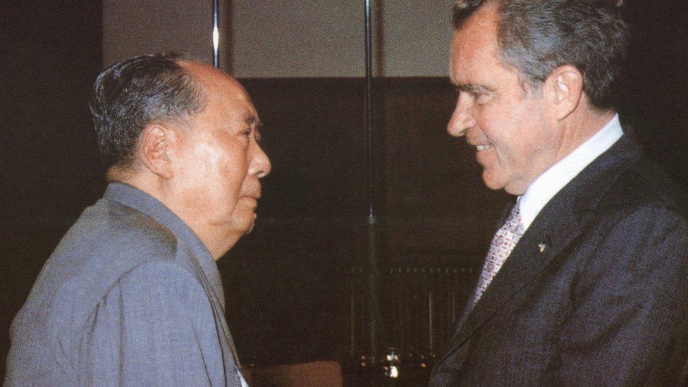 中美貿易戰「休兵」 細數兩國百年恩怨往來