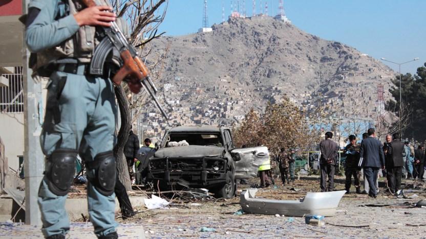 """120259814 23115dea 34f0 4c36 9288 84f3e916f148 - Afganistán: """"Mi disfraz en el aeropuerto de Kabul y cómo escapé del país"""""""
