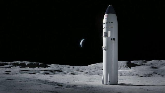 Starship, Artemis versiyonu