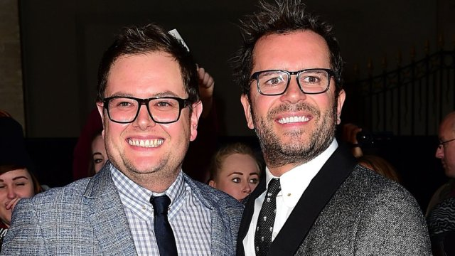 Alan Carr gets married to long-term boyfriend in LA