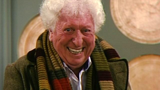 Doctor Who: Tom Baker returns on camera for 1979 Shada serial