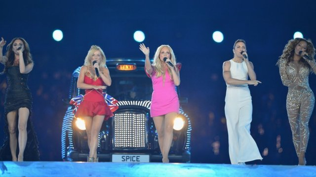 The campaign for Calvin Harris to remix a Spice Girls classic