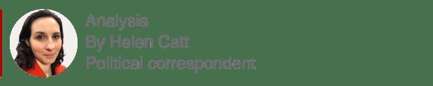Analysis box by Helen Catt, political correspondent