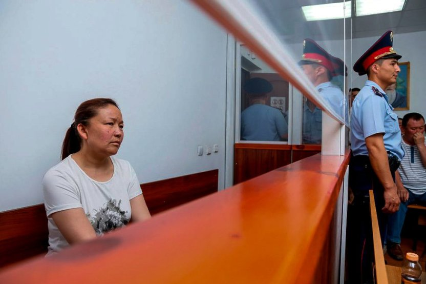 """116693915 gettyimages 1000391550 1 - """"Pagaban para elegir a las reclusas más bonitas"""": detenidas de un campo para uigures en China denuncian violaciones"""