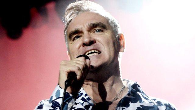 Manchester attack: Morrissey criticises response of politicians