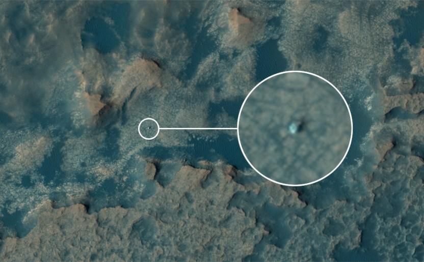 116368975 isolation - 7 fantásticos hallazgos de Curiosity, el vehículo de la NASA que lleva 3,000 días marcianos explorando el planeta rojo